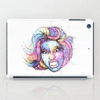 nicki iPad Cases featuring Nicki by TREE