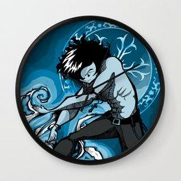 Gray Fullbuster Wall Clock