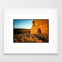 morocco Framed Art Prints featuring Morocco by Dr. Tom Osborne