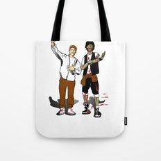 Bill & Dead Tote Bag