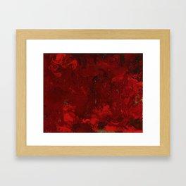 Anisocytosis Framed Art Print