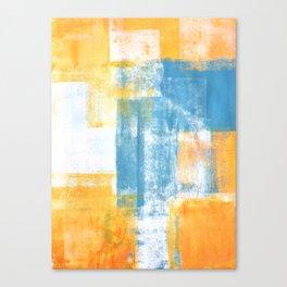 Color Combo Canvas Print