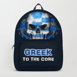 To The Core Collection: Greece Backpack