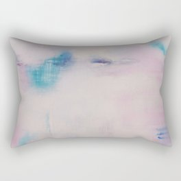 Dark Reflections Resound in Space Rectangular Pillow