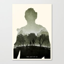 The Last Of Us (II) Canvas Print