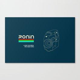 Ronin Canvas Print