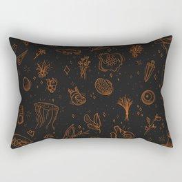 Alchemist's Tapestry Rectangular Pillow