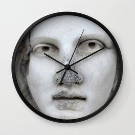 Roman Relief Sculpture Wall Clock