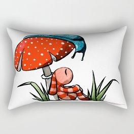 The quiet place Rectangular Pillow