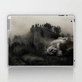 Gorilla Forest Laptop & iPad Skin