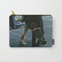 Skaters in Waterloo, London Carry-All Pouch