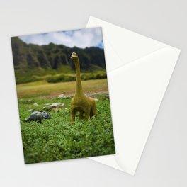 Dinosaur Land Stationery Cards