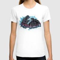 kaiju T-shirts featuring Kaiju Collide by Austin James