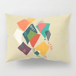 Whimsical kites Pillow Sham