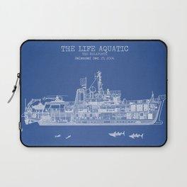 The Belafonte Blueprint Laptop Sleeve