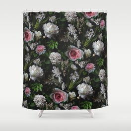 Night Garden Shower Curtain