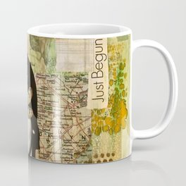 Just Begun Coffee Mug