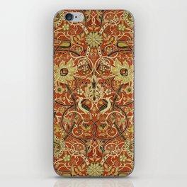 "William Morris ""Bullerswood"" 2. iPhone Skin"
