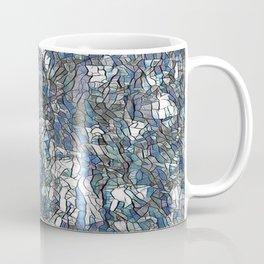 Abstract blue 2 Coffee Mug