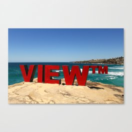 View Trademark Canvas Print