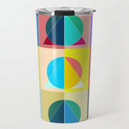 Andy and the Deathly War-hallows Travel Mug
