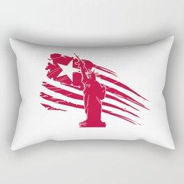 'Murica Rectangular Pillow