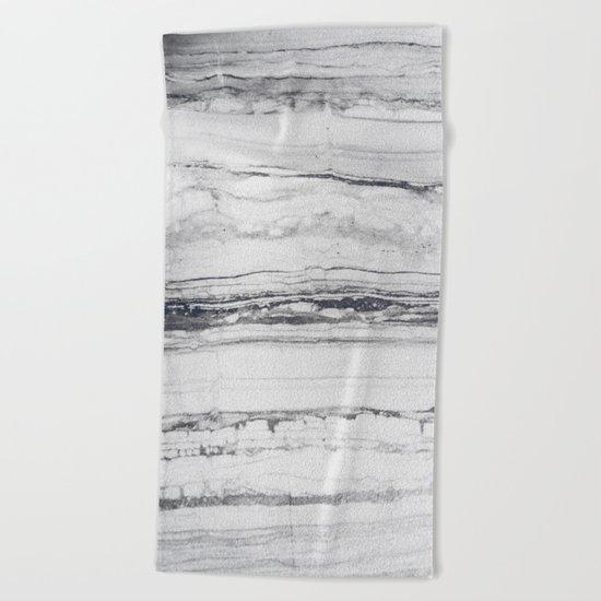 Rare marble Beach Towel