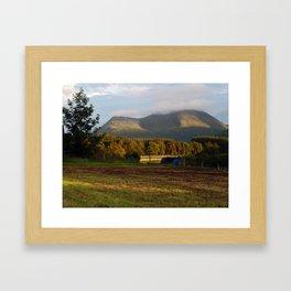 Ben Tallaidh Framed Art Print