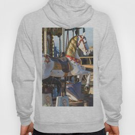 Wooden horse riding Hoody