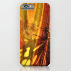 The beauty uncertain, behind its light curtain iPhone 6s Slim Case
