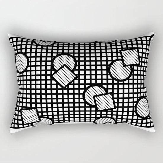 Flurries Rectangular Pillow