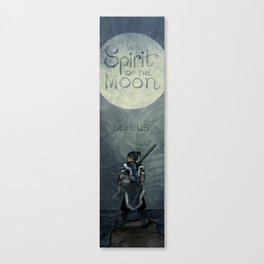 Avatar - Spirit of the Moon Canvas Print