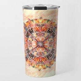 Chakra Mandala Travel Mug