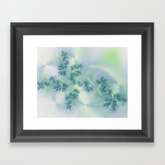 Delicate Intricacy Framed Art Print