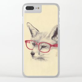 Ray-ban style Clear iPhone Case