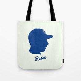 Pee Wee Reese Tote Bag