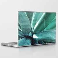 cactus Laptop & iPad Skins featuring Cactus by Alexandra Str