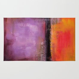 untitled abstract Rug