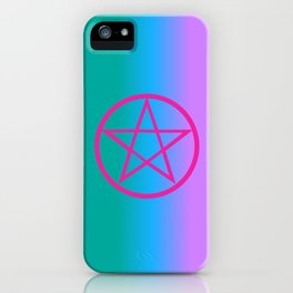 Summoning Circle iPhone Case