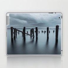 Pier of the Past Laptop & iPad Skin