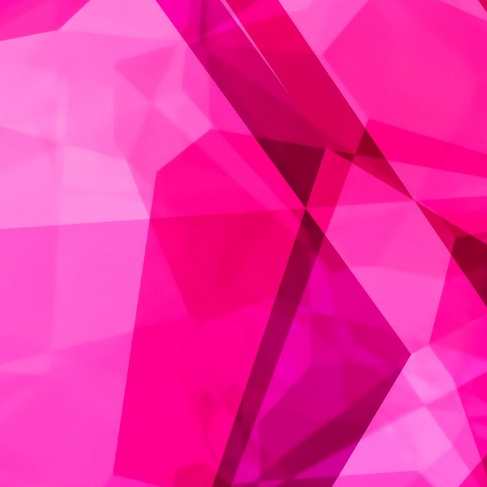 Rosas Moradas 1 Abstract Polygons 1 Leggings