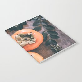 Persimmon Notebook