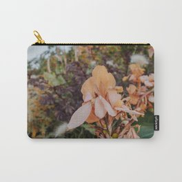 Garden Gladiolus Carry-All Pouch