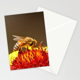 Pollenator at Work Stationery Cards