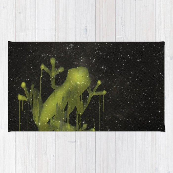 SPACE FROG Rug