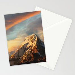 White Mountain Landscape Stationery Cards