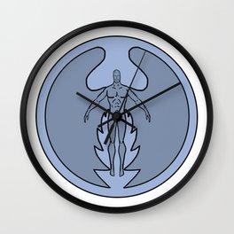 Guardian Angel Wall Clock