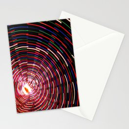 Christmas Lights, part 2 Stationery Cards