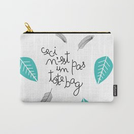 Summer Tote Carry-All Pouch