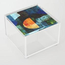 Half Moon Serenade Acrylic Box
